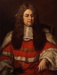 Sir John Pratt by Michael Dahl